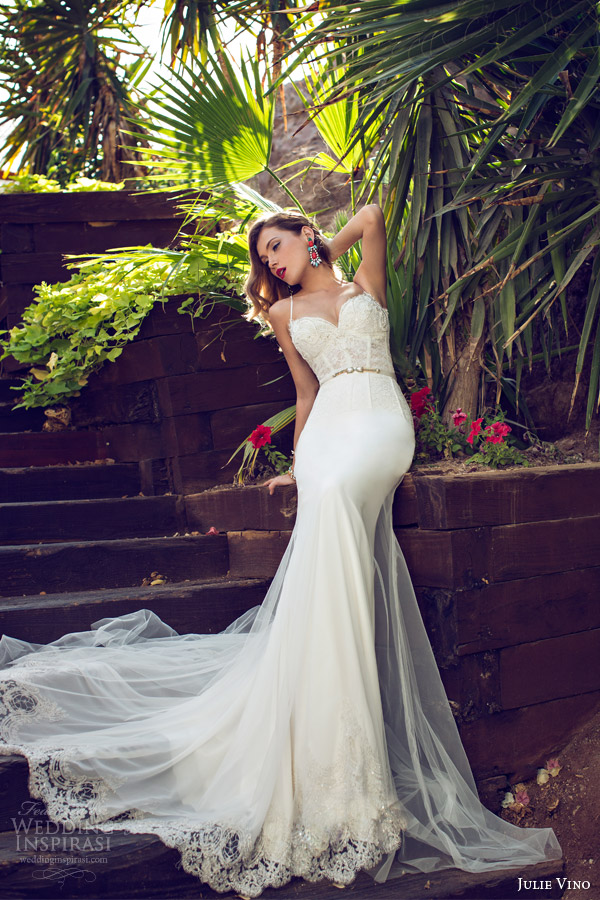julie vino orchid collection 2014 maya wedding dress