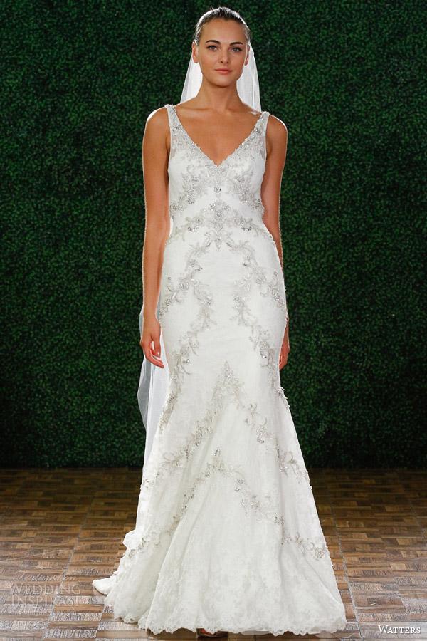 watters noiva primavera 2015 estilo vestido de noiva 6010b paola