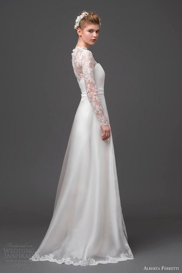 alberta ferretti wedding dresses � forever 2015 bridal