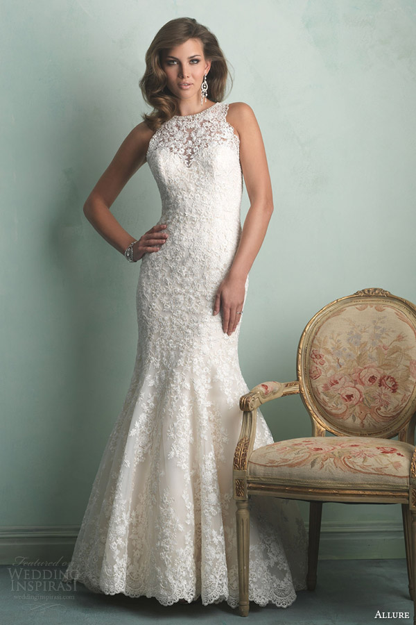 Turmec Allure Lace Applique On Cap Sleeve Wedding Dress
