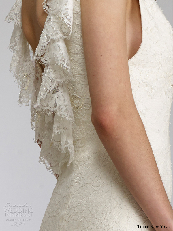 antonio gual for tulle new york spring 2015 wedding dress koi lisa close up view