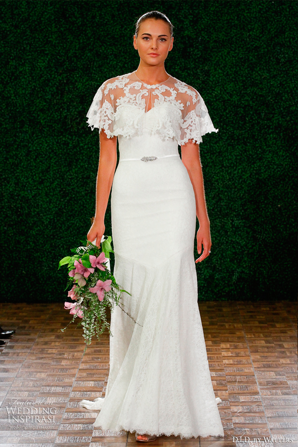 Wedding Dresses By Watters 20 Good D I D by