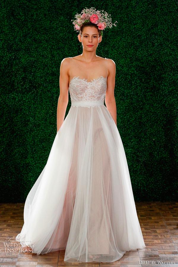Wedding Dresses By Watters 0 Nice d i d watters
