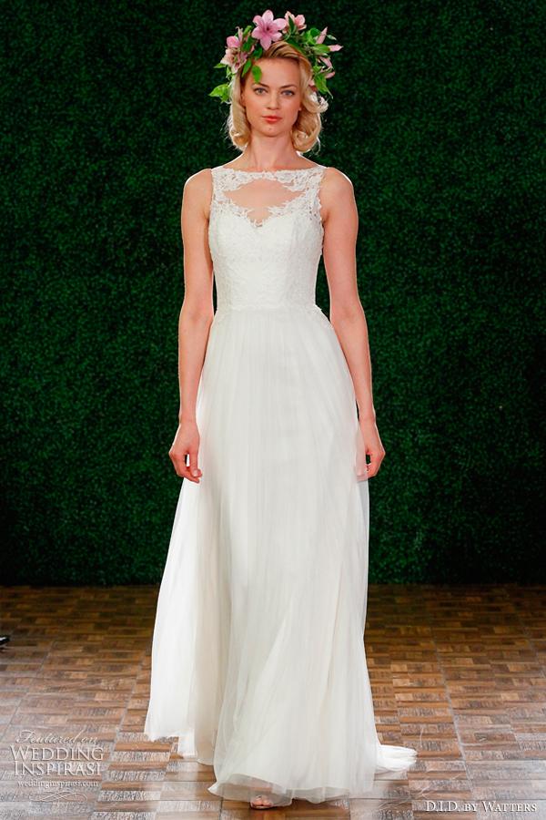 Wedding Dresses By Watters 5 Cute d i d watters