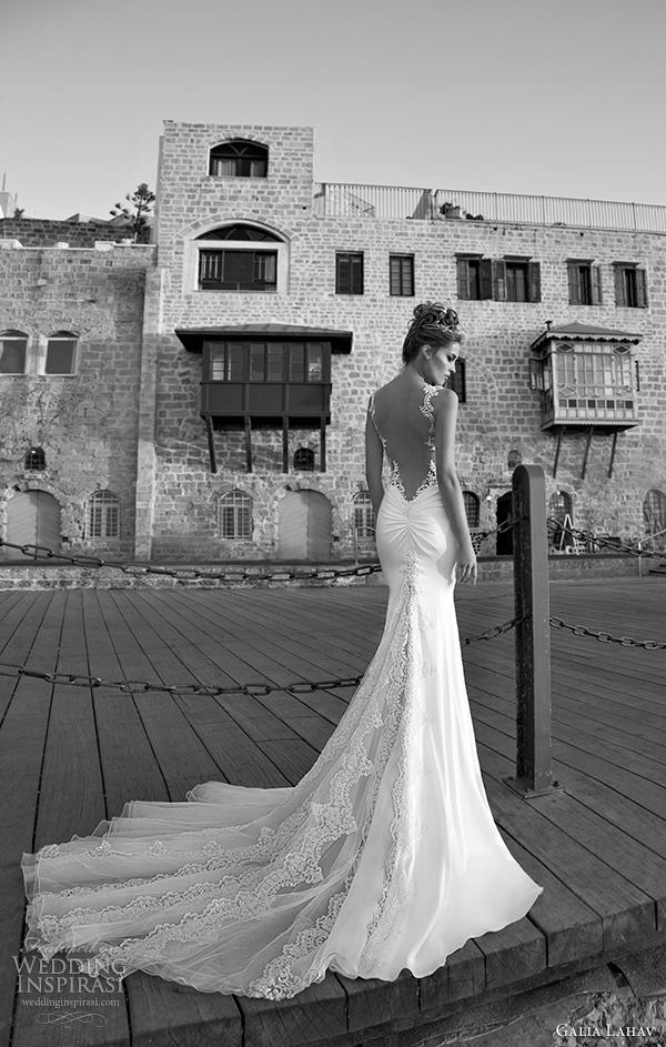 vista galia Lahav vestido de noiva 2015 primavera antonia de Volta