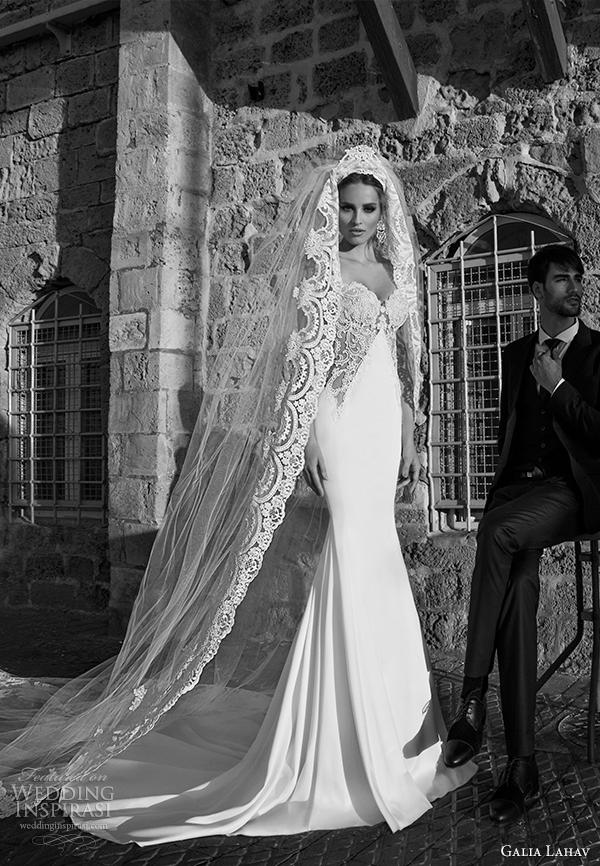 Galia Lahav Spring 2015 Wedding Dresses La Dolce Vita Collection - Galia Lahav Wedding Dresses