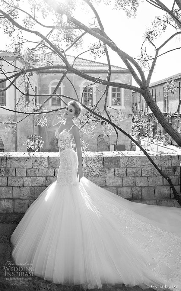 vista primavera galia Lahav Lado augusta 2015 vestido de noiva