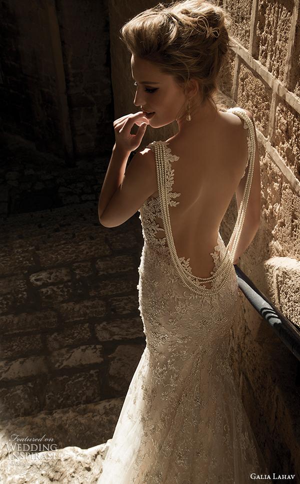 vista vestido de noiva galia Lahav primavera 2015 Pricilla de Volta