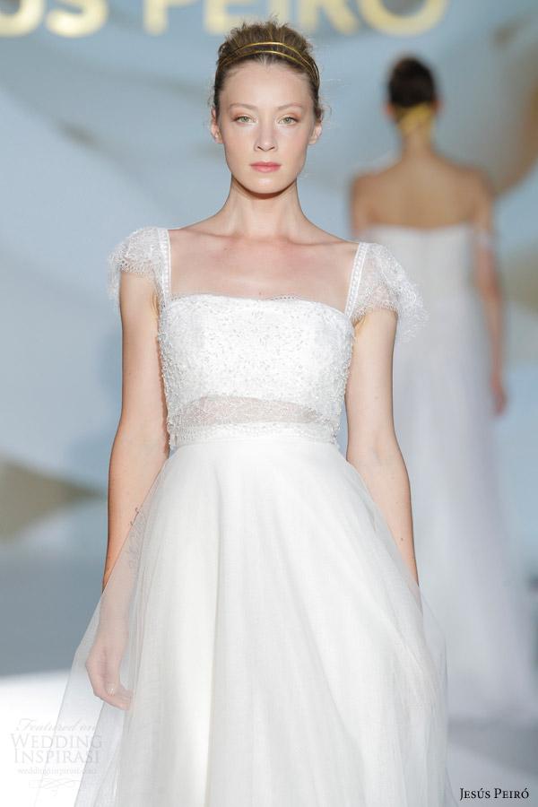 Wedding Gowns Empire Waist 91 Nice jesus peiro perfume bridal