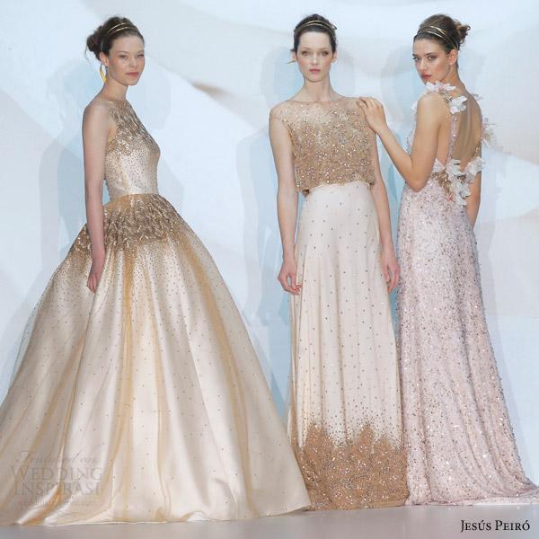 Jesús Peiró 2015 Wedding Dresses — Perfume Bridal ...