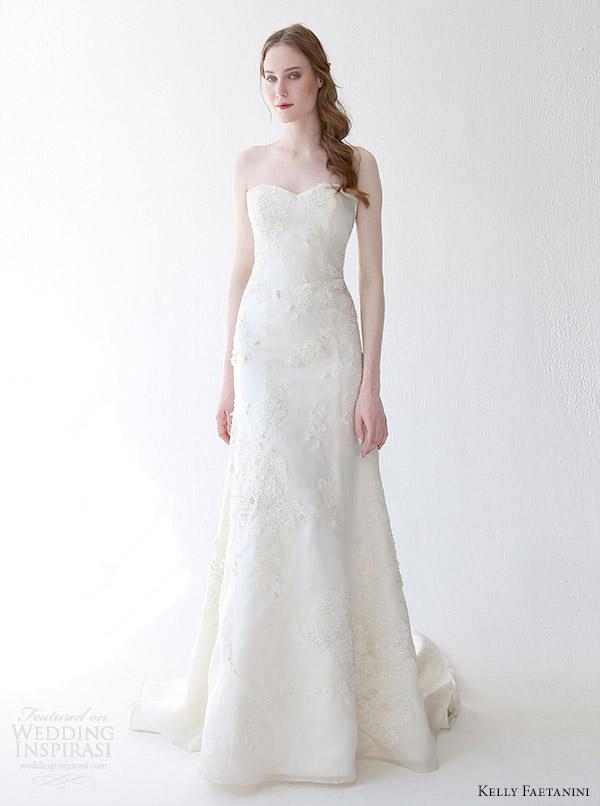 Demetrios Mermaid Wedding Dress 39 Cool kelly faetanini spring wedding