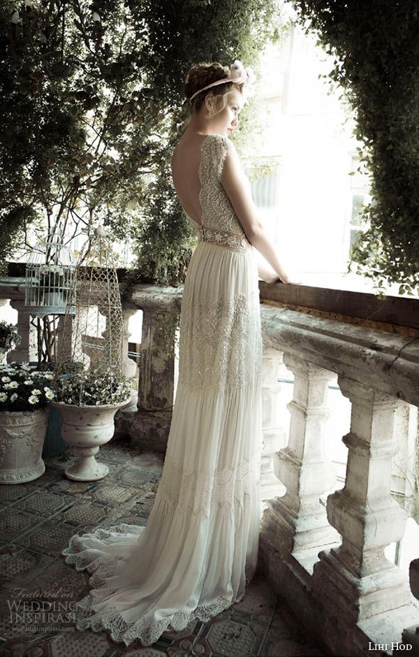 Lihi Hod Spring 2014 Wedding Dresses Bijoux Bridal Collection