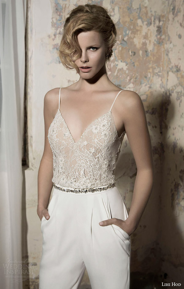 Lihi Hod Spring 2014 Wedding Dresses Bijoux Bridal