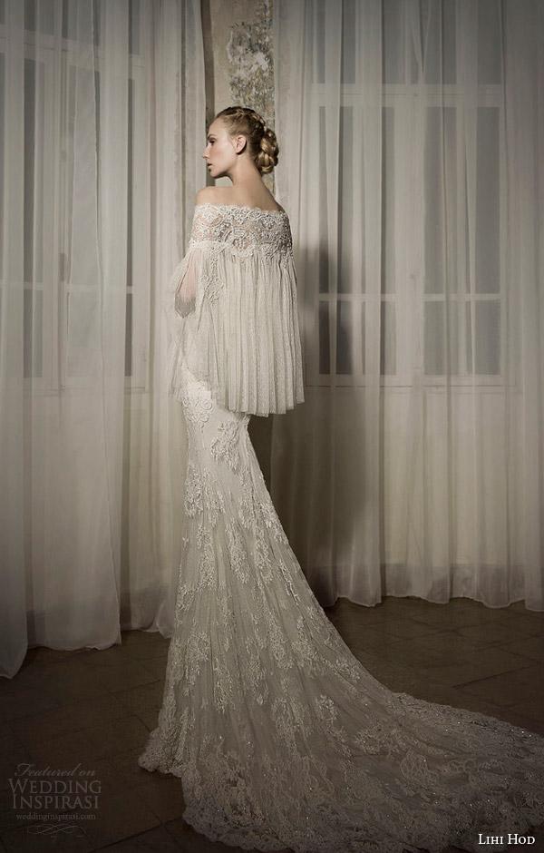 Lihi Hod Wedding Dress 2014