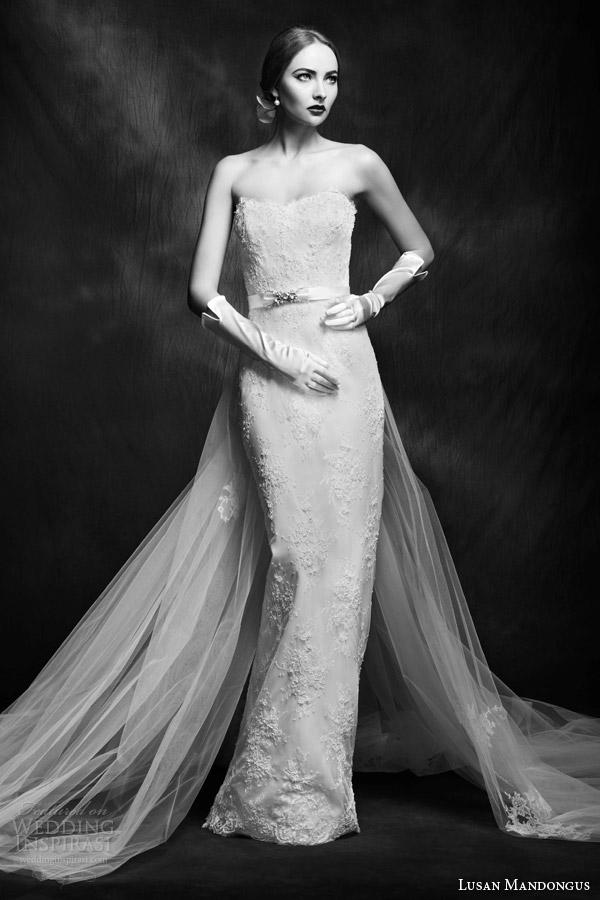 Old Hollywood Wedding Dresses 98 Popular lusan mandongus bridal strapless