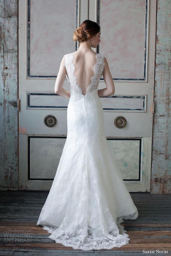 French Lace Wedding Dresses 55 Perfect sareh nouri bridal spring