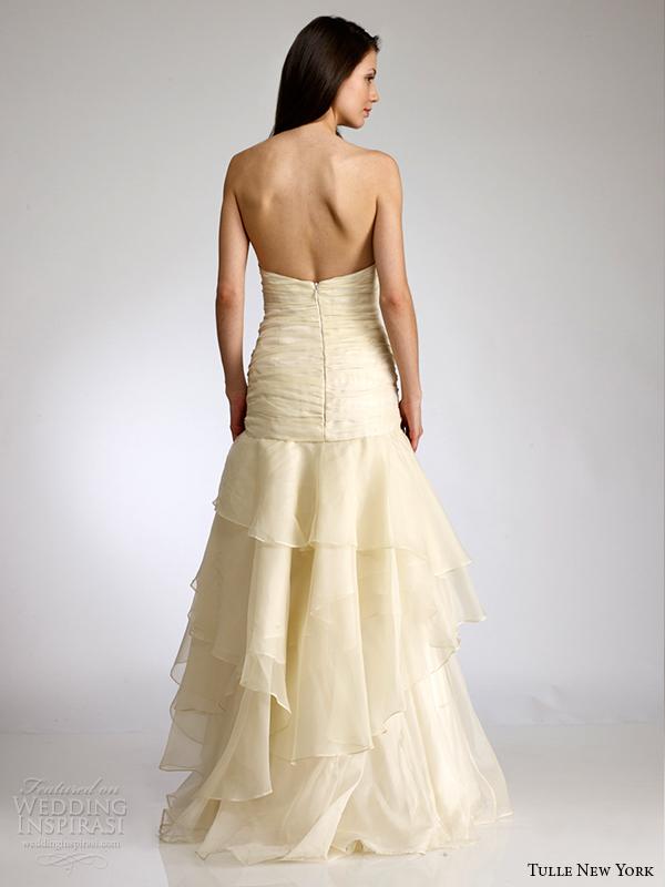tulle new york bridal spring 2015 wedding dress koi ellianna back view