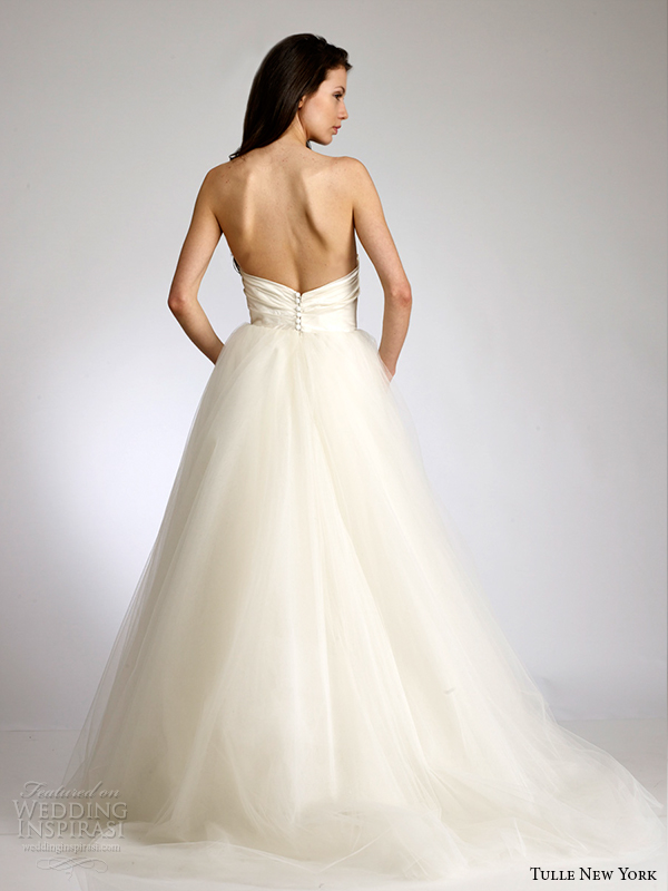 tulle new york by anthony gual spring 2015 wedding dress koi sophie back view