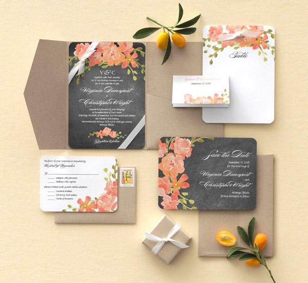 Wedding diva invitations wedding ideas wedding paper divas foil stamped invitations diy goos junglespirit Gallery