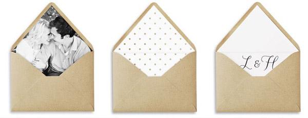 Wedding paper divas foil stamped invitations diy goodies wedding paper divas diy customized envelope liners junglespirit Gallery