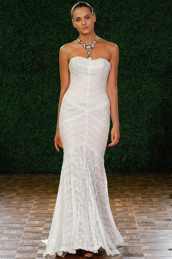 wtoo watters fall 2014 pippin wedding dress style 13111 rosegold lining