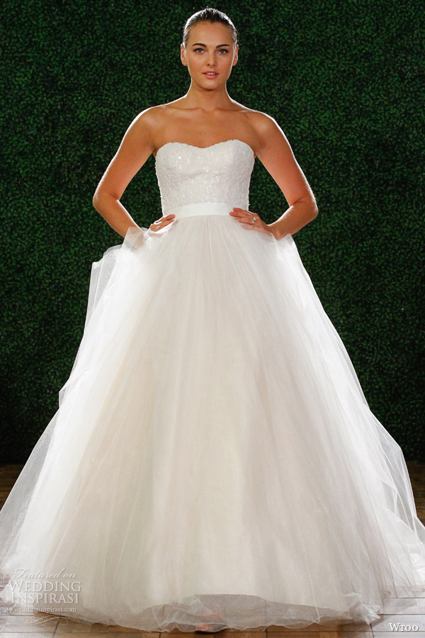 wtoo wedding dresses fall 2014 paige strapless ball gown style 13620