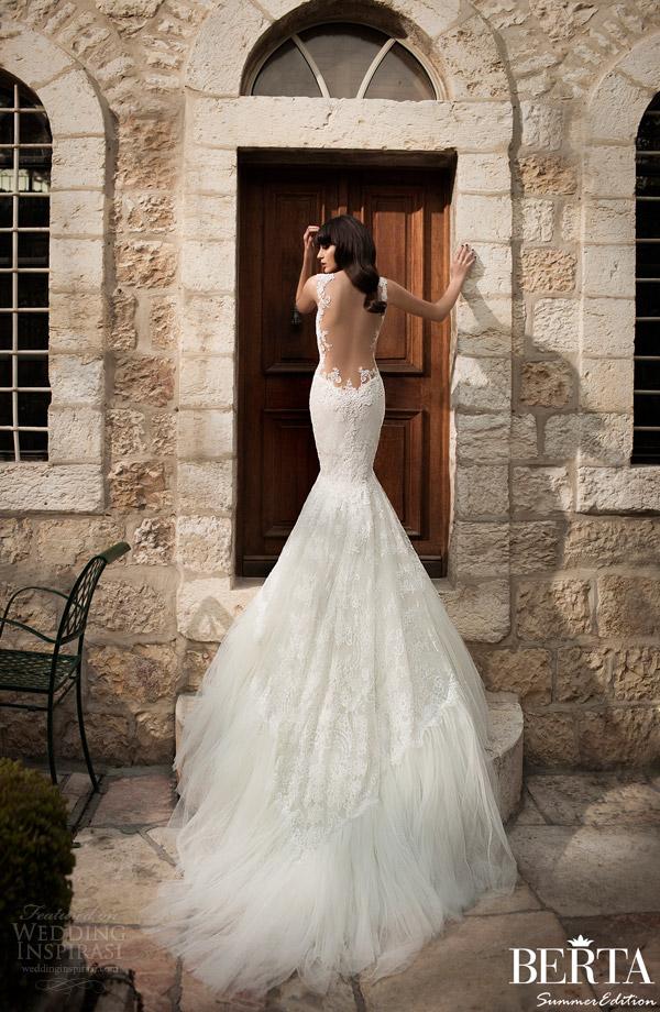 Berta 2014 summer edition wedding dresses wedding inspirasi for Berta wedding dress 2014