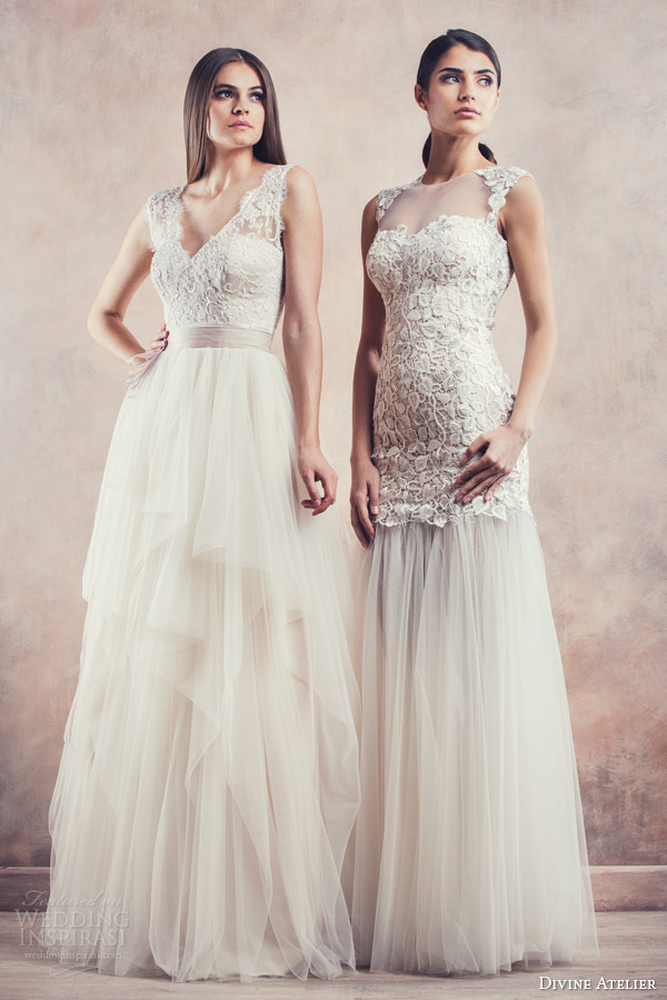 divine atelier wedding dresses 2014 amelia anastacia bridal gowns