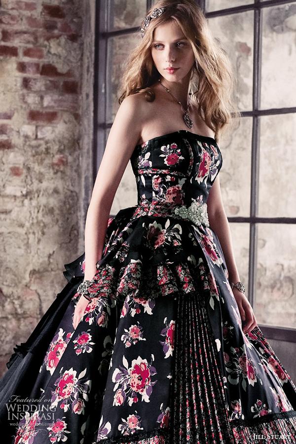 Red And Black Wedding Dresses 81 Cool jill stuart wedding dress