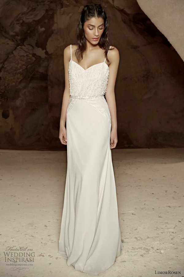 Limorrosen 2014 wedding dresses wedding inspirasi page 2 for Simple wedding dresses for small wedding