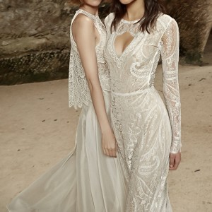 limorrosen 2014 wedding dress sleeveless sleeves sara and surma