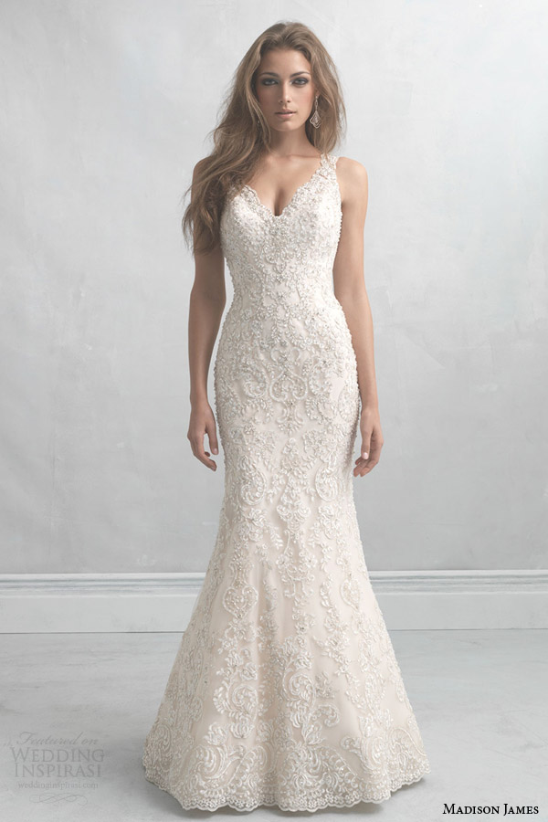 Allure Romance Fall Wedding Dresses 2014 Wedding Dresses