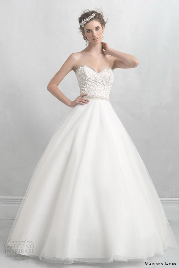 Ballgown Style Wedding Dresses - Wedding Dresses In Jax