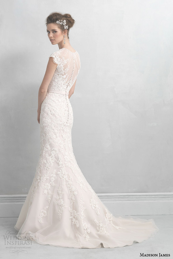 Allure Bridals Madison James Collection 2014 Wedding Dresses | Wedding ...