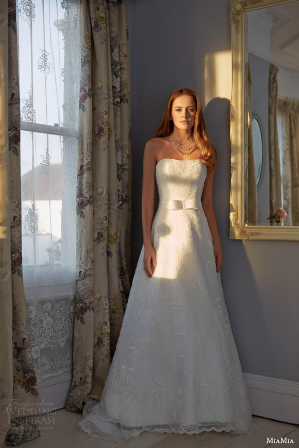 Miamia Bridal 2014 Wedding Dresses Rhapsody Bridal