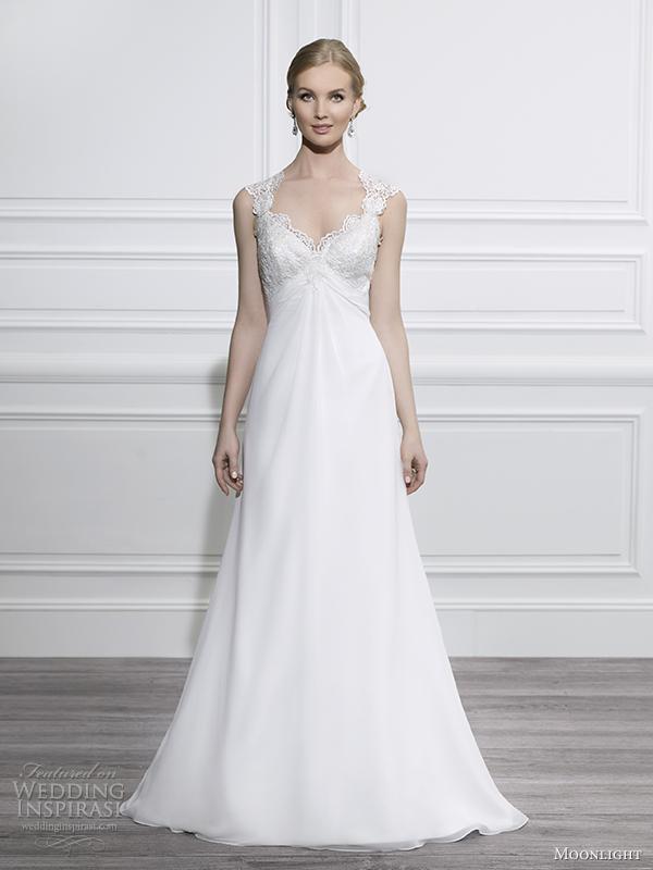 View Wedding Dresses 7 Stunning moonlight tango fall wedding