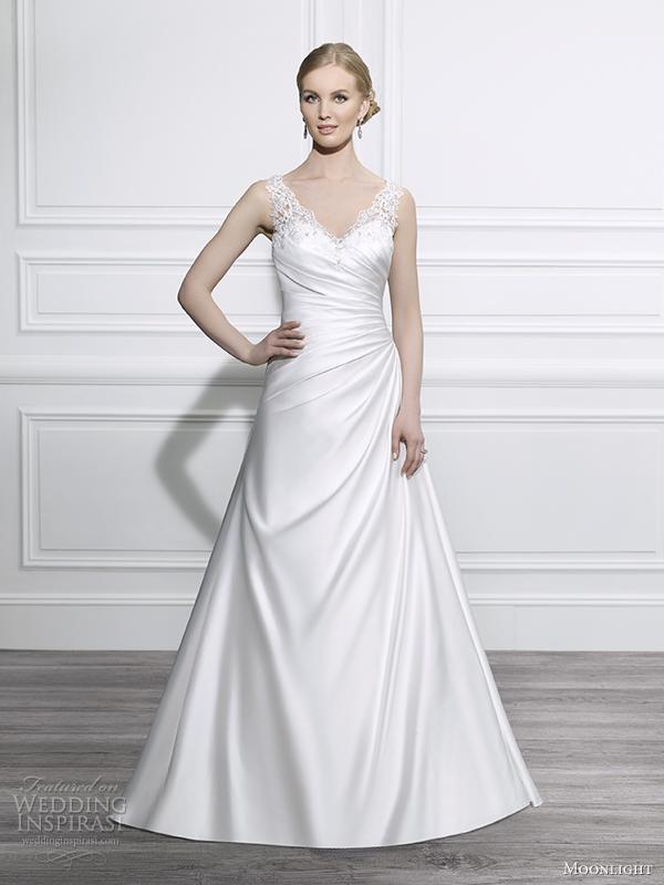 Moonlight Tango Fall 2014 Wedding Dresses