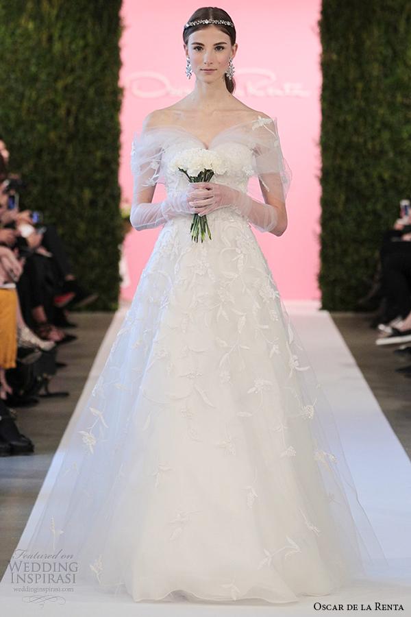 Rent A Wedding Dress Online 7 Trend oscar de la renta