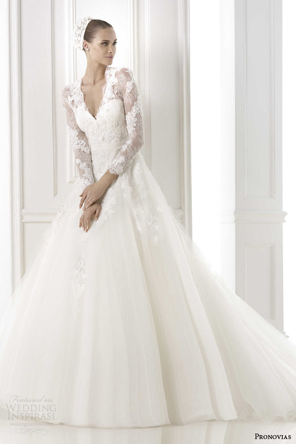 pronovias 2015 precollection wedding dresses � glamour