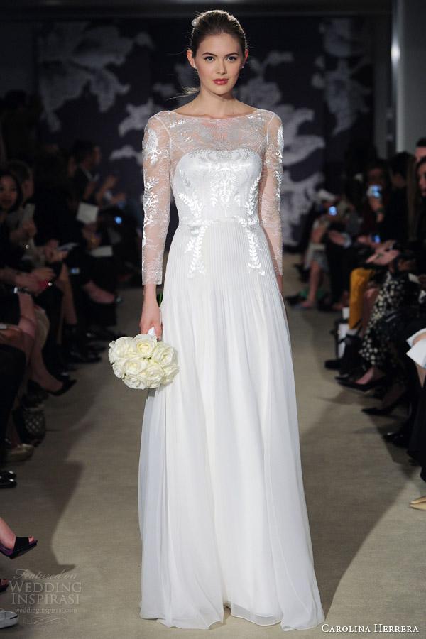 Wedding Dresses By Carolina Herrera 54 Cool carolina herrera bridal spring