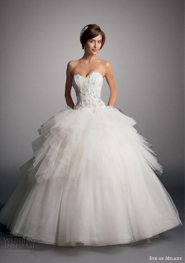 Eve of Milady 2014 Boutique Bridal Collection | Wedding Inspirasi