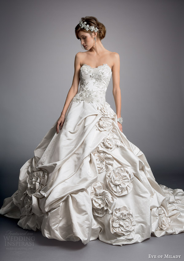 Eve Of Milady 2014 Couture Wedding Dresses Wedding Inspirasi