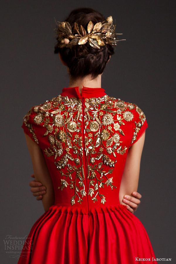 Krikor jabotian spring dresses — akhtamar couture