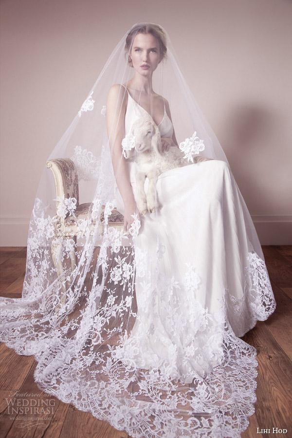 Wedding Dress Veil 91 Trend lihi hod collection spring