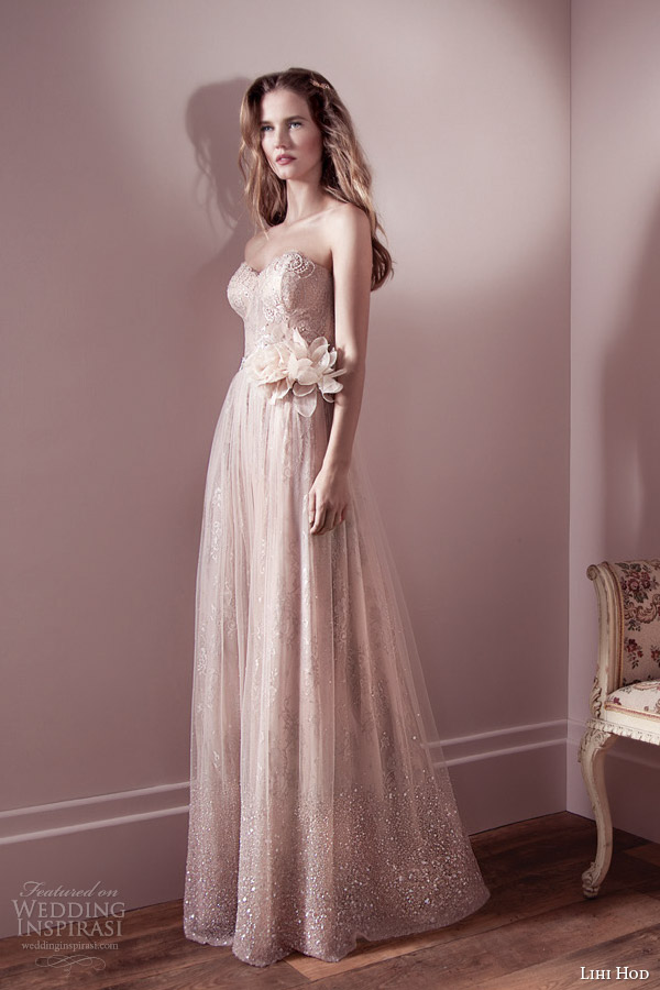 Lihi Hod Spring 2013 Wedding Dresses | Wedding Inspirasi