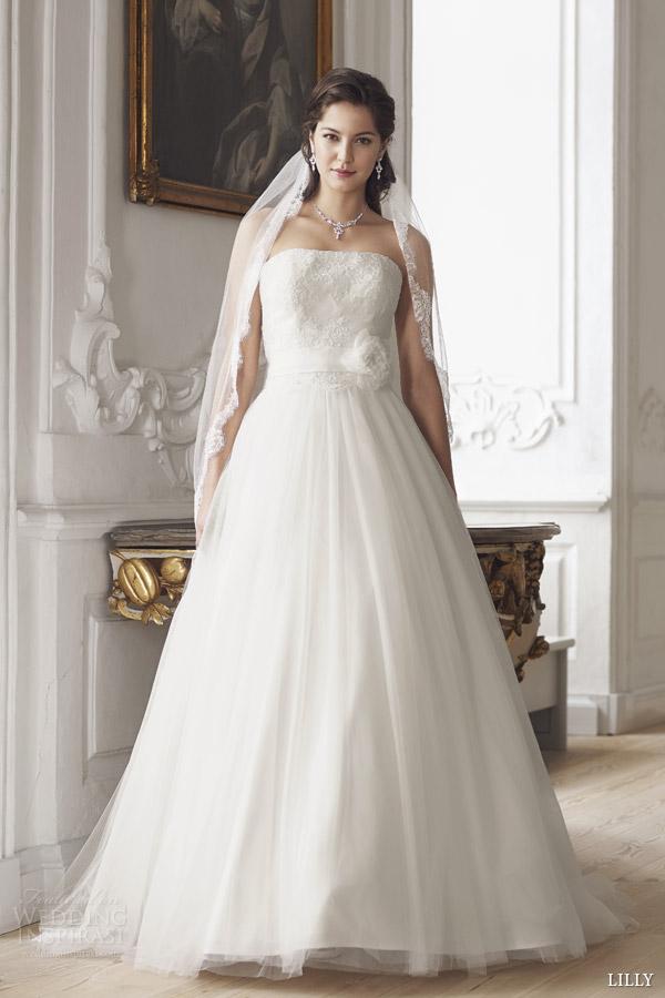 Buy Vintage Wedding Dresses 96 Epic lilly bridal strapless wedding