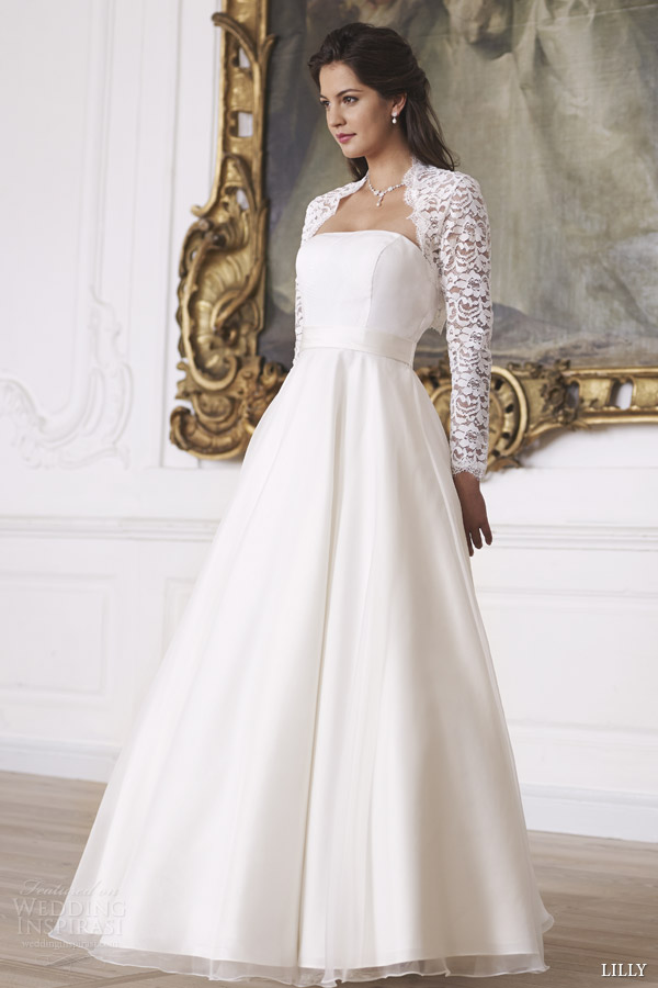 Lilly 2014 Wedding Dresses Wedding Inspirasi