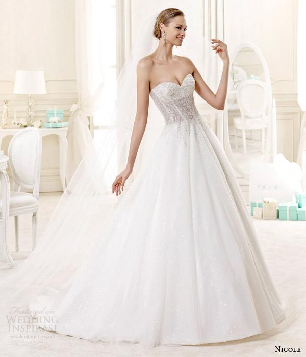 Tiffany Wedding Dresses 19 Great Nicole Wedding Dresses
