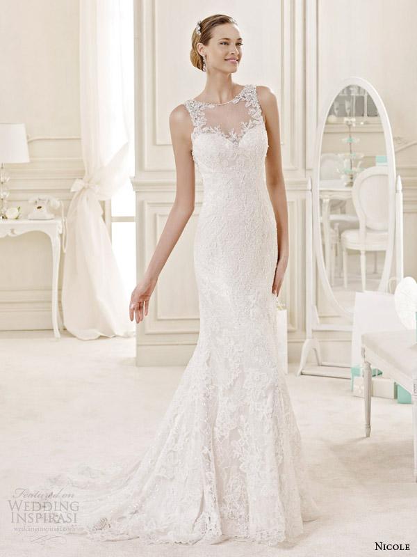 Tiffany Wedding Dresses 89 Amazing nicole spose bridal style
