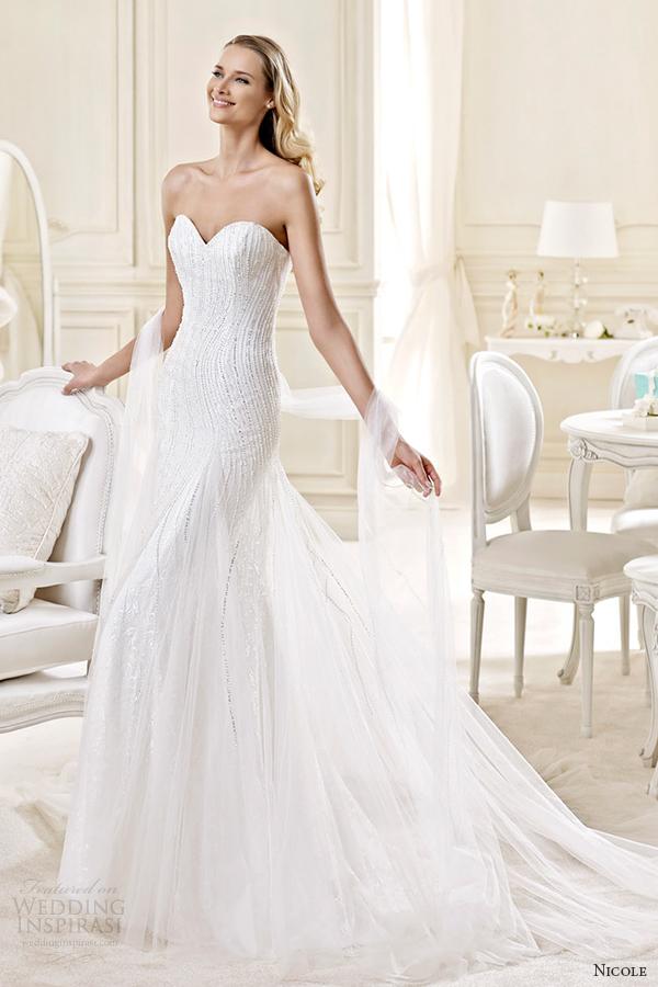 Tiffany Wedding Dresses 57 Stunning nicole spose bridal style